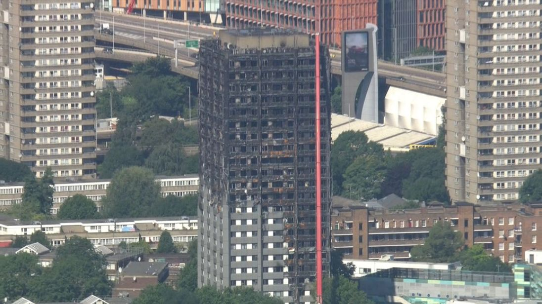 Theresa May adds to panel overseeing Grenfell Tower fire inquiry