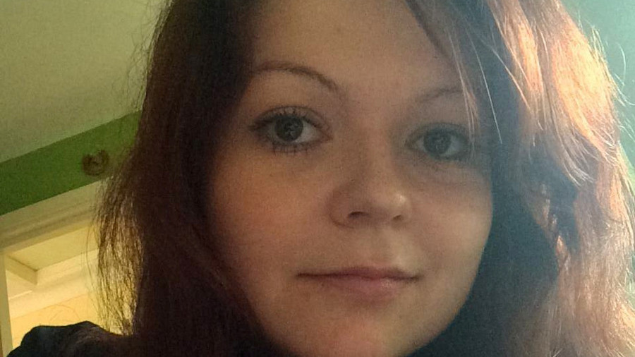 Yulia Skripal hopes to return to Russia, Report