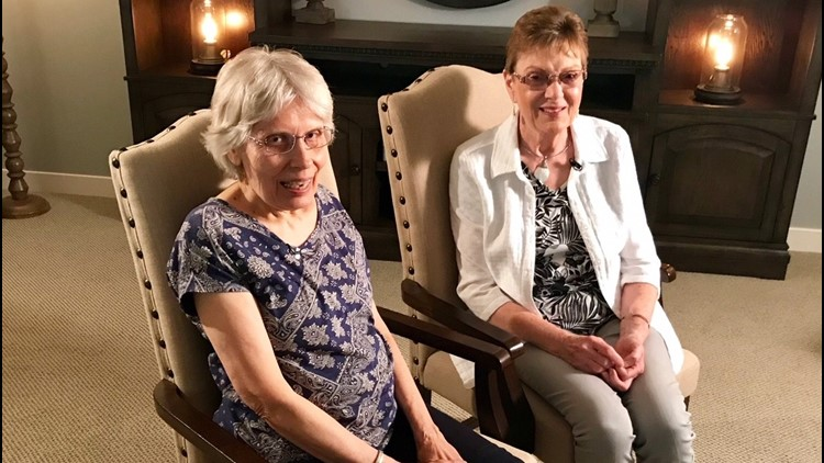 72-year-old women discover they were switched at birth