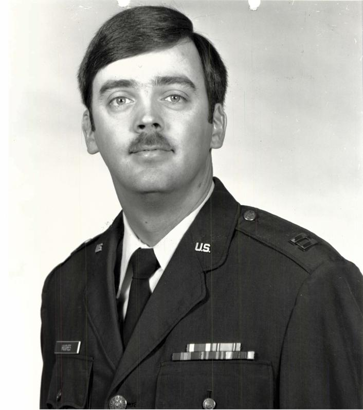 Air Force Officer Missing for 35 Years Found, Report