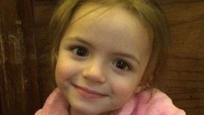 Amelia Brooke Harris: Mother charged with Trealaw murder