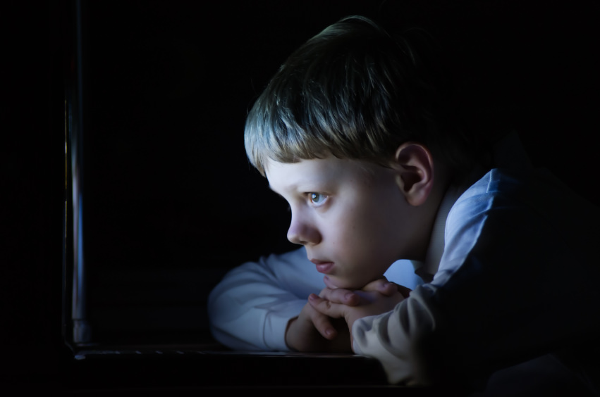 Child to be diagnosed with Internet addiction, Report