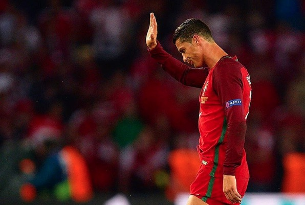 Cristiano Ronaldo Handed 2-Year Prison Sentence, $21 Million Tax Bill Penalty