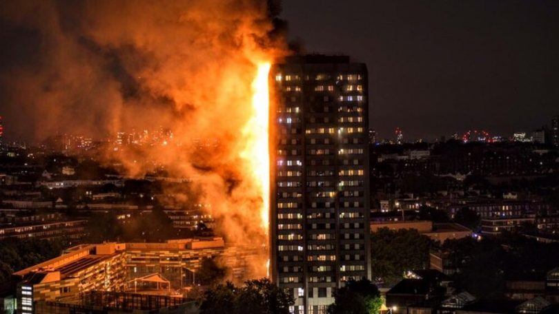 Grenfell Tower fraud: Nine new arrests, Report