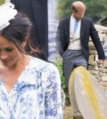 Harry and Meghan stun at royal cousin's wedding (Watch)