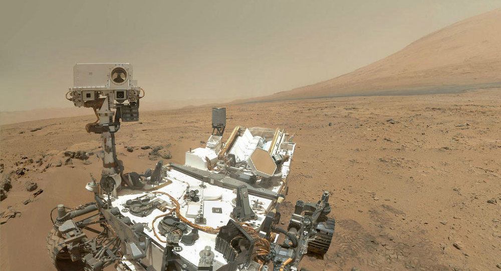 NASA: Opportunity rover threatened by giant storm on Mars (latest)