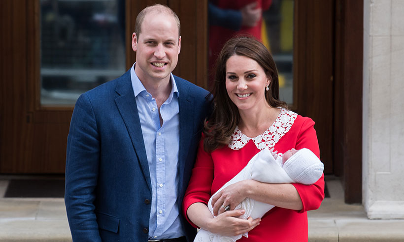 Prince Louis christening: Carole Middleton discusses her ideal 'naming day' ceremony