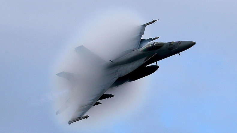 US Fighter Jet Crashes in the sea off southern Japan