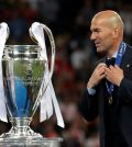 Zinedine Zidane steps down as Real Madrid manager, Report