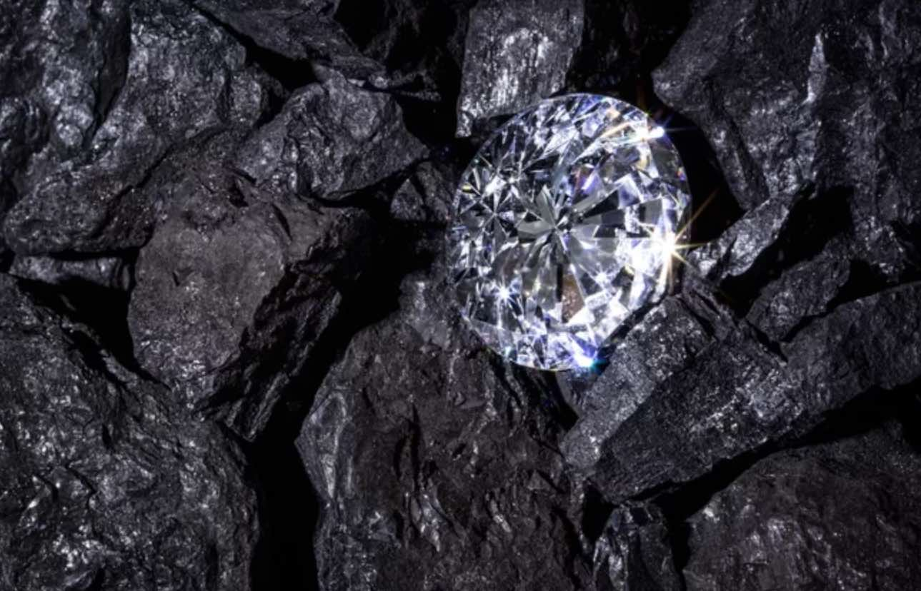 A quadrillion tons of diamond found by MIT