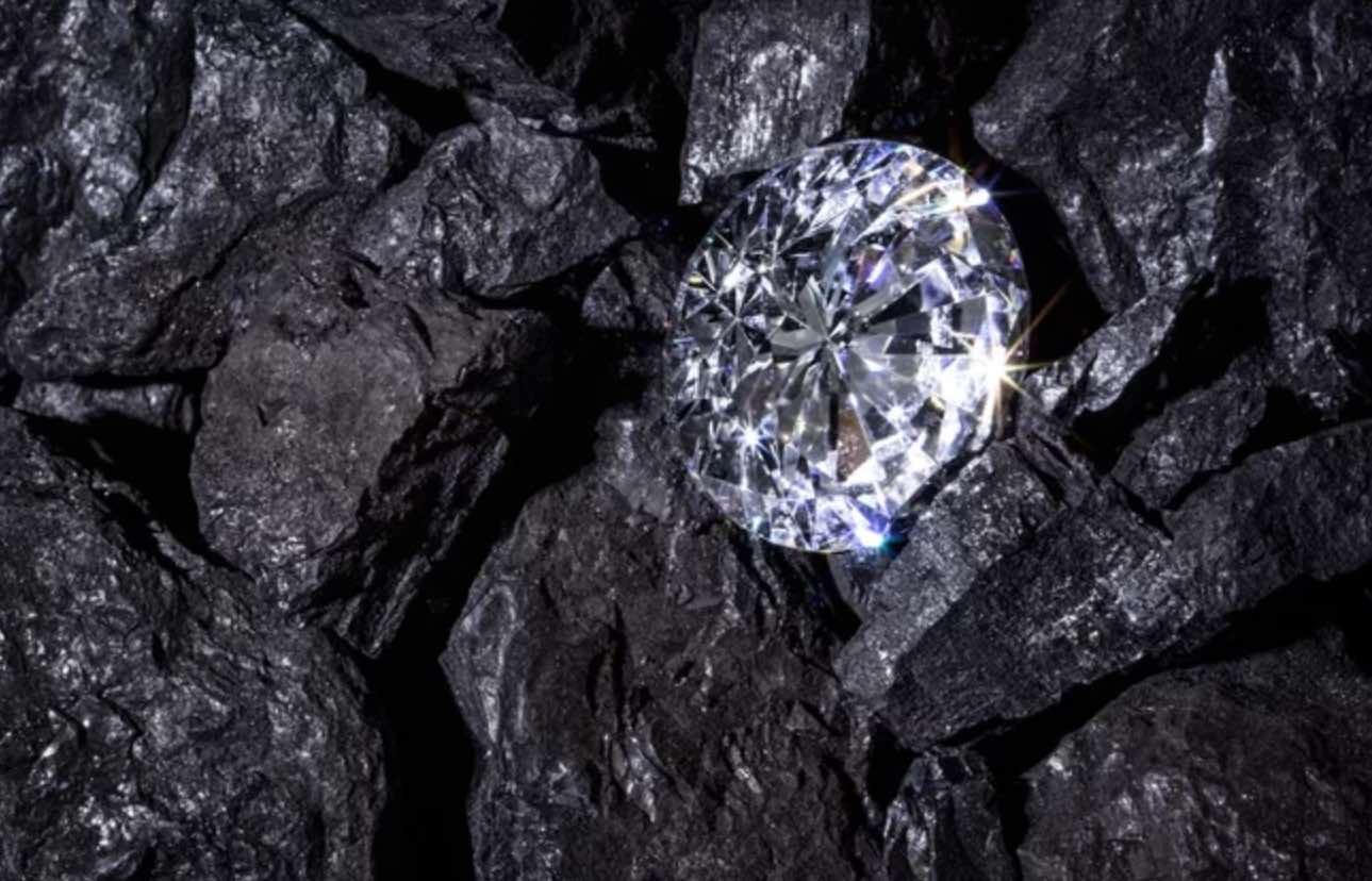 A quadrillion tons of diamond found by MIT