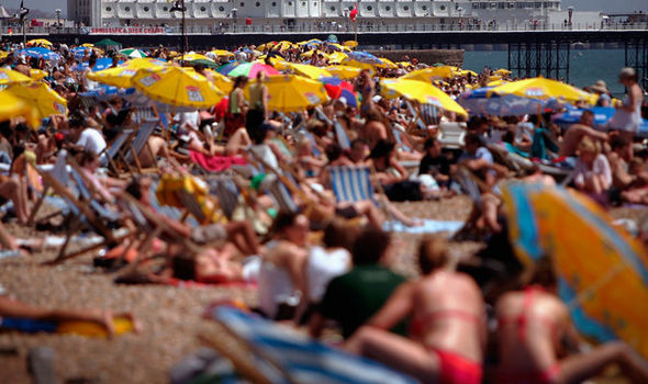 Britain hottest temperature: All-time heat record could be set on Friday