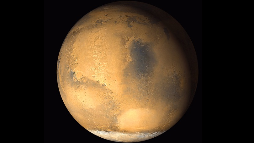 Buried Body of Water Found on Mars, says new research