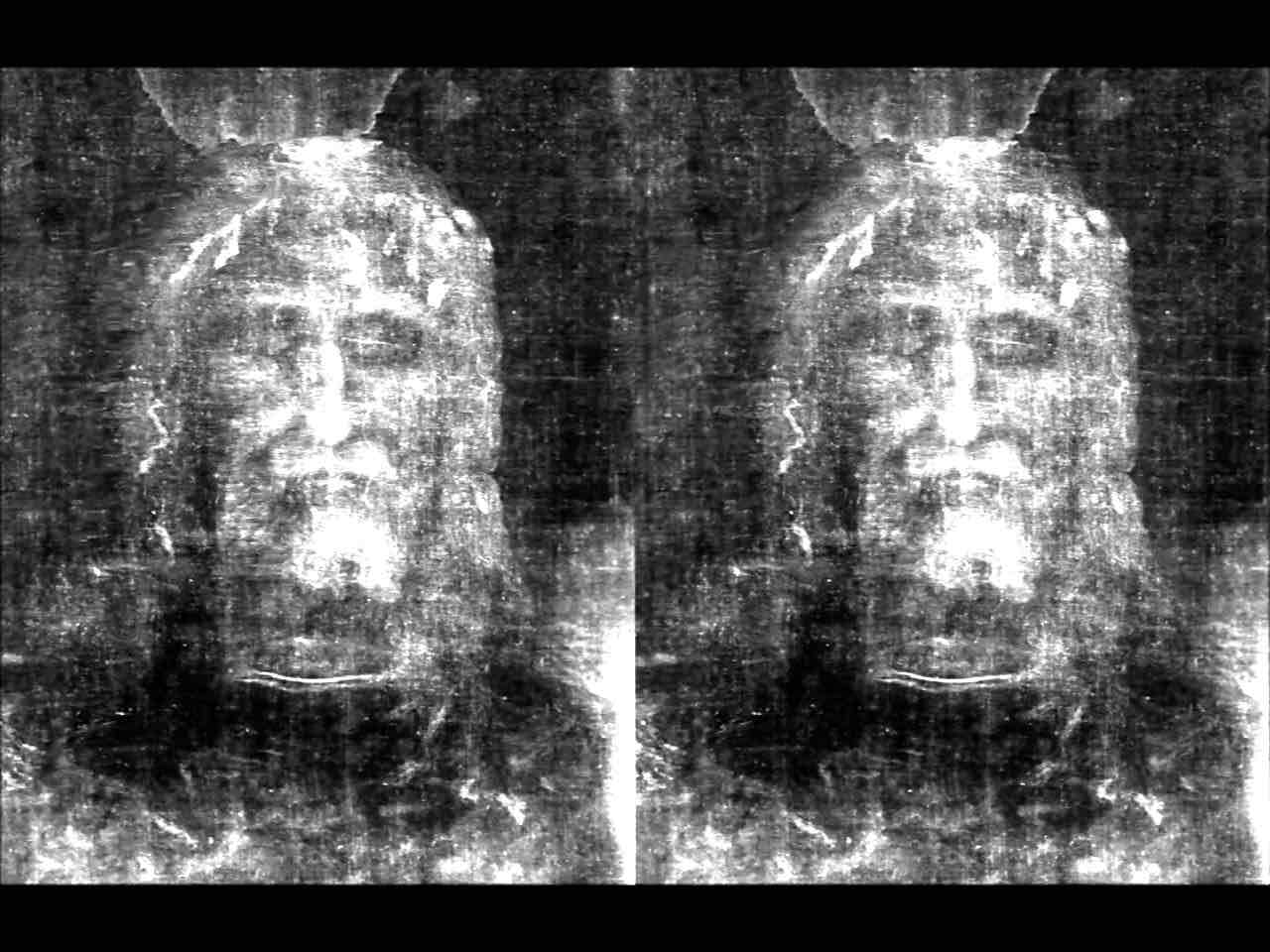 Is the Shroud of Turin a fake? Shroud of Turin conceals a bloody secret