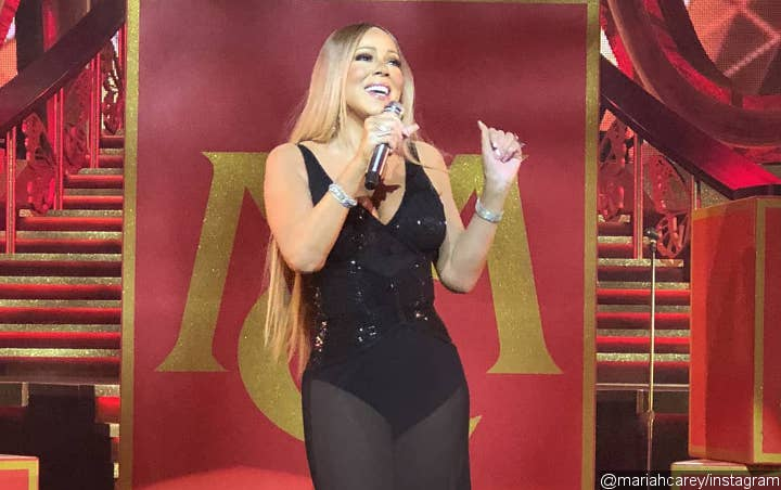 Mariah Carey Caught Lip-Syncing During Las Vegas (Video)