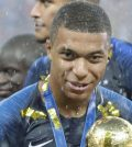 Mbappe donating World Cup earnings to charity
