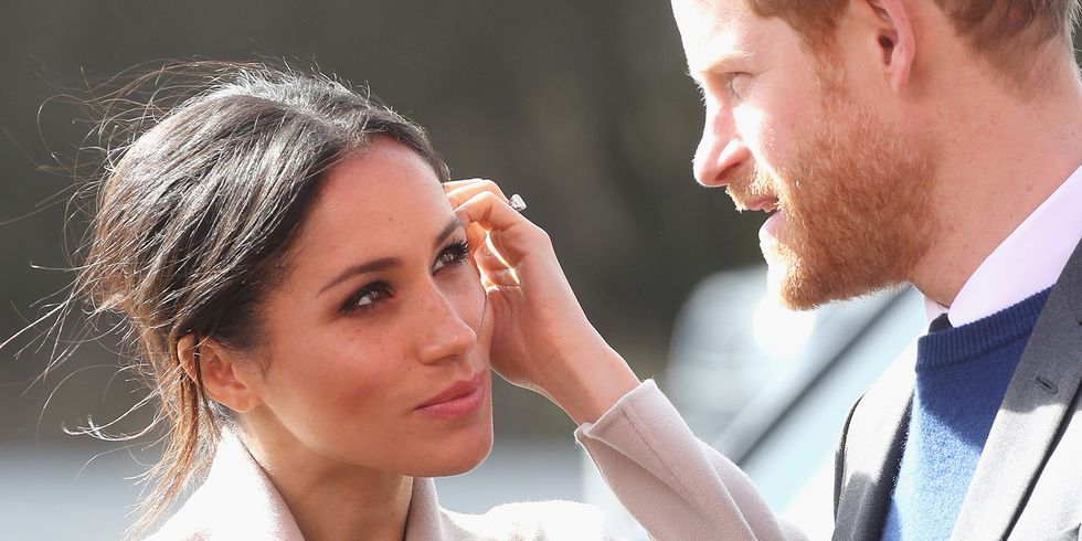 Meghan Markle Has Been Banned From Wearing A Tuxedo, Report