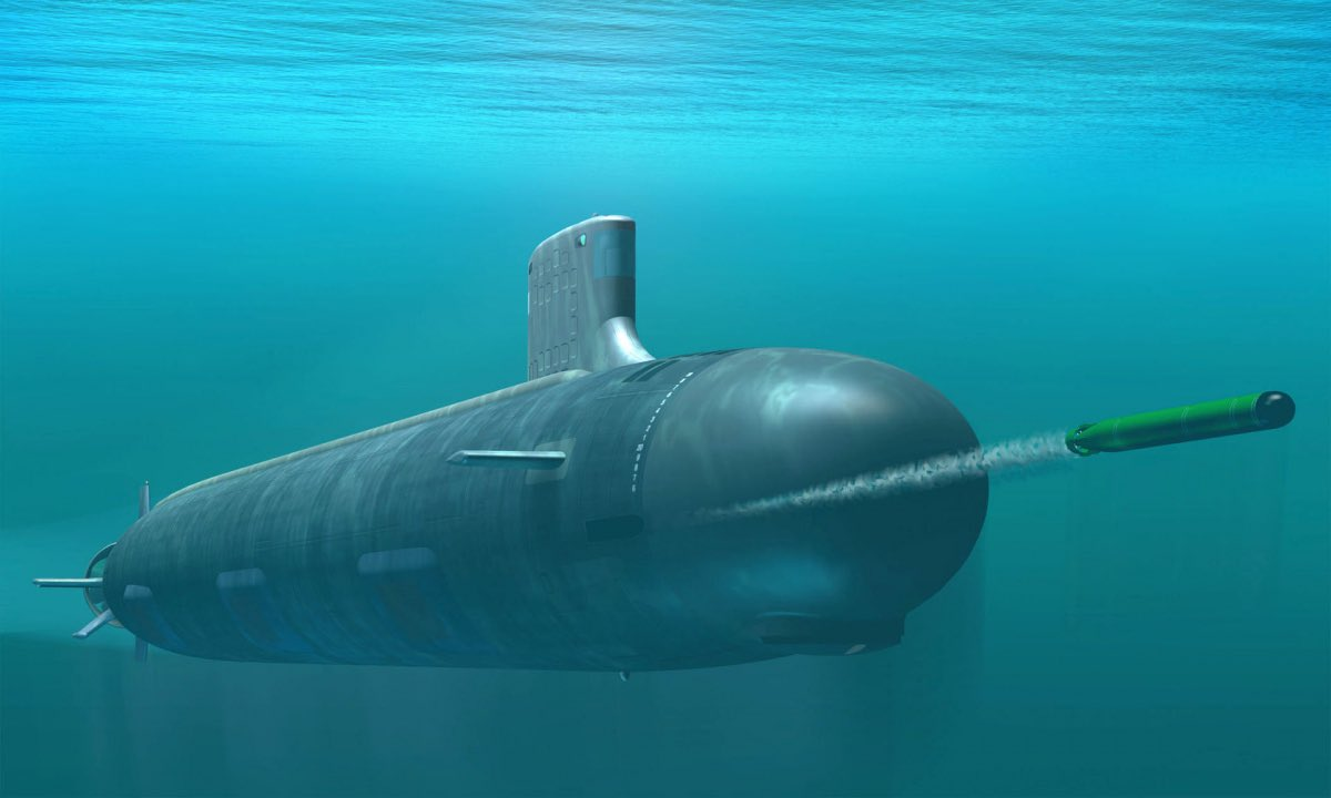 "Russian ""Doomsday"" Torpedo Said Unstoppable, Report"