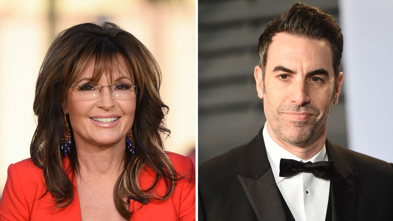 "Sarah Palin Was ""Duped"" on Sacha Baron Cohen"