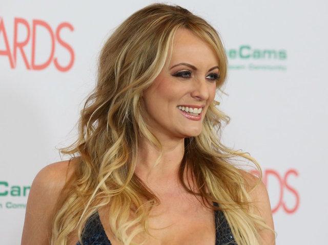 Stormy Daniels: 'error' in arresting actress