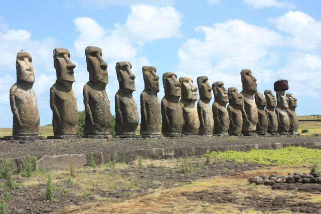 Easter Island may not have had a societal collapse (research)