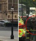 Parliament crash: terror suspect drove around central London for hours