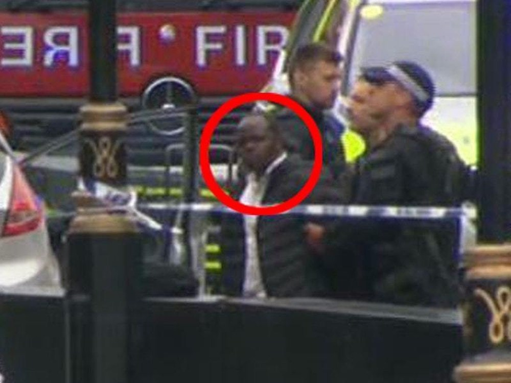 Parliament terror suspect was being investigated over visa