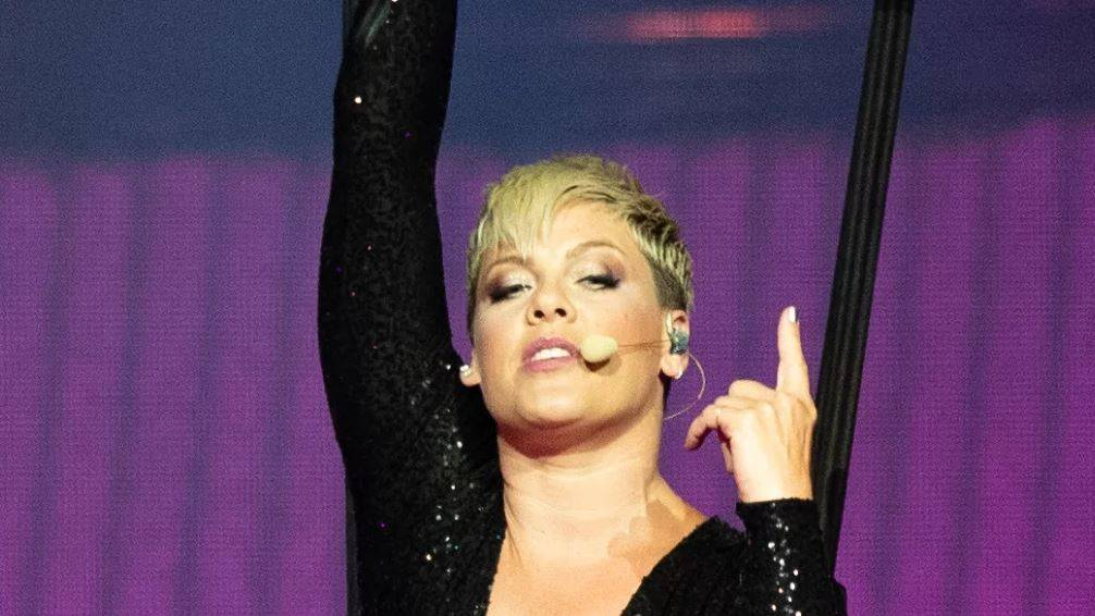 Pink in hospital? Singer Hospitalized in Australia With Gastric Virus
