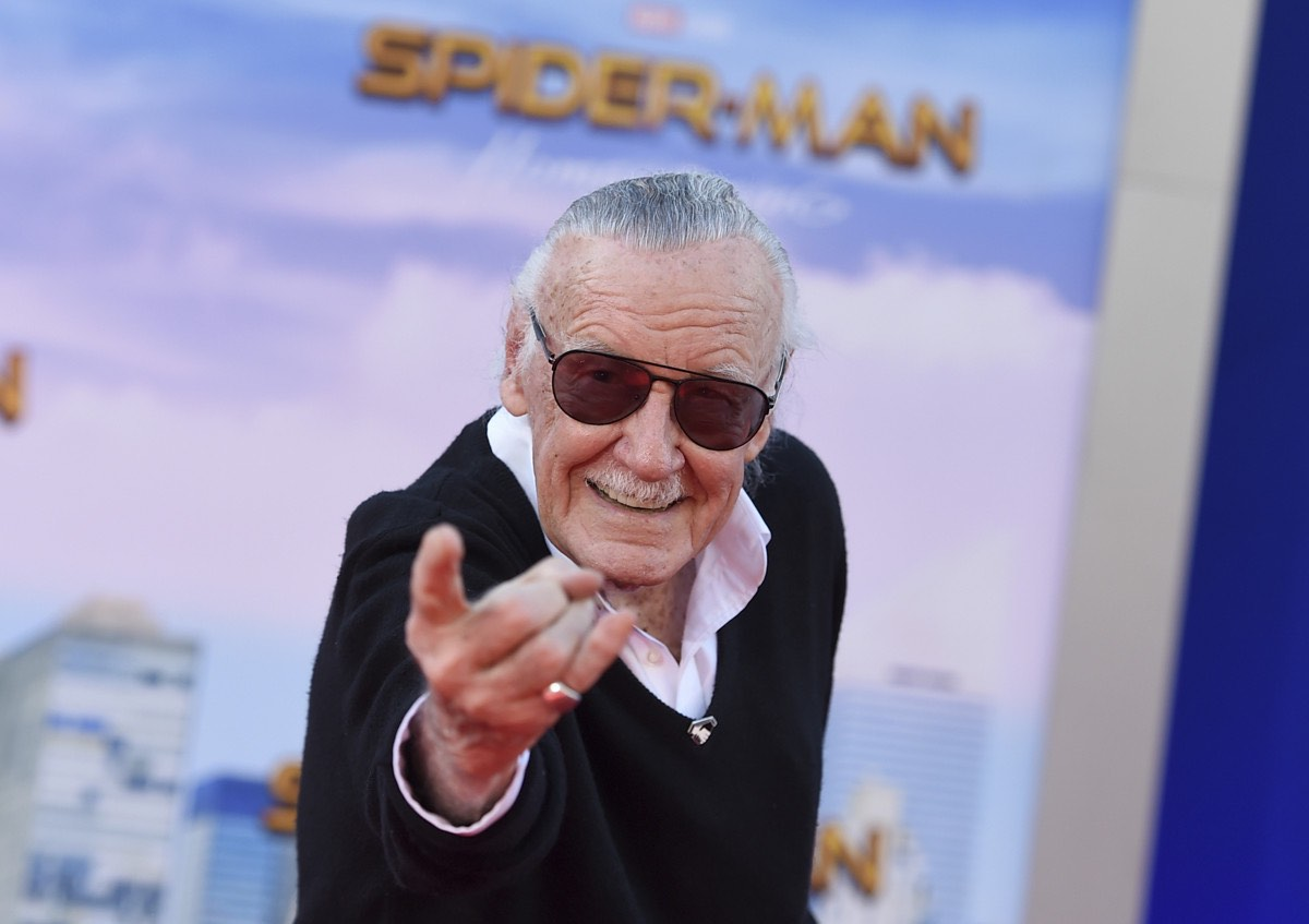 Stan Lee restraining order against former manager