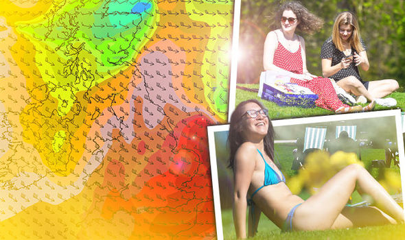 UK heatwave return: What is the latest weather forecast?