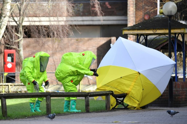 UK preparing to ask Moscow for Novichok suspects, Details