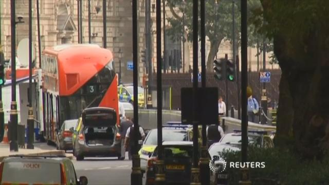 Westminster crash not thought to be terrorism, friends say