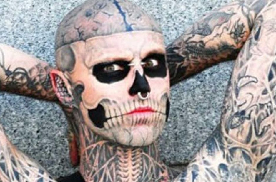 Zombie Boy's family claim death was accidental, Report