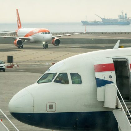 Brexit UK-EU flights: Govt admits no-deal Brexit 'could' cause flight disruption