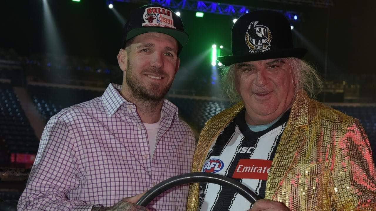 Dane Swan allegedly busted drink driving at Malvern