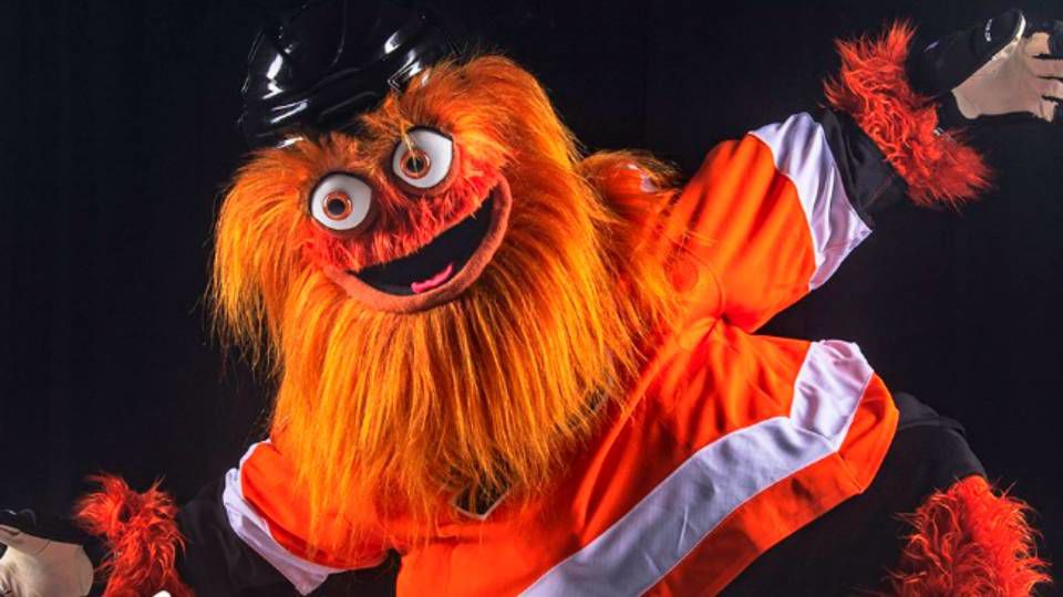 Flyers: Gritty, new mascot and it is, um, not a fan favorite