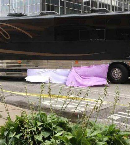 Gary Numan's tour bus involved in fatal crash, Report