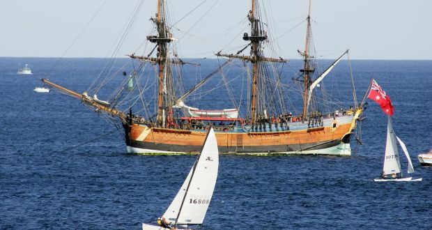 HMS Endeavour found: Wreck of legendary ship discovered off the coast of America
