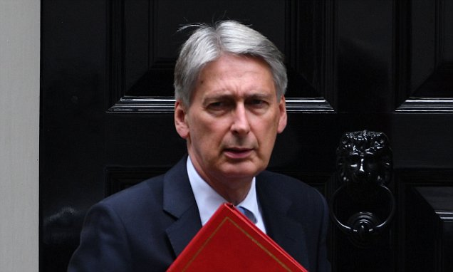 Hammond tax cut: Hammond accused of betraying the self-employed
