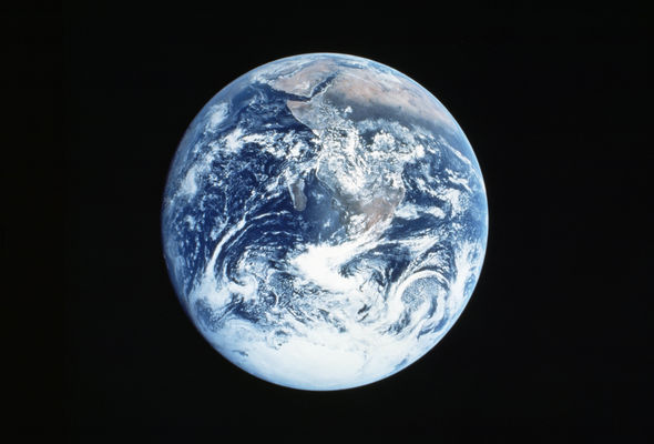 Humans Are Causing Earth to Wobble, NASA Says