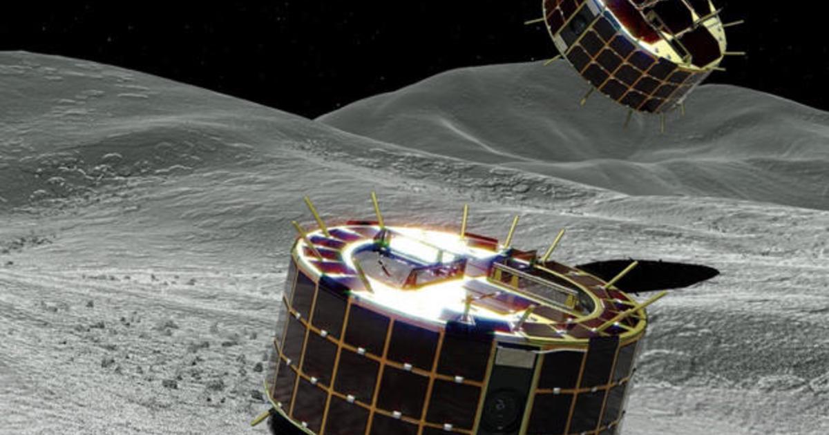 Japan Hayabusa-2 probe drops two landers on asteroid