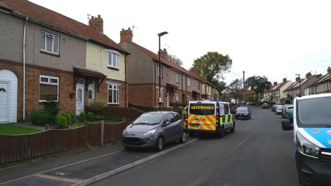 Married couple found dead at house