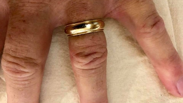 Phil Bryant wedding ring lost since 1989 found