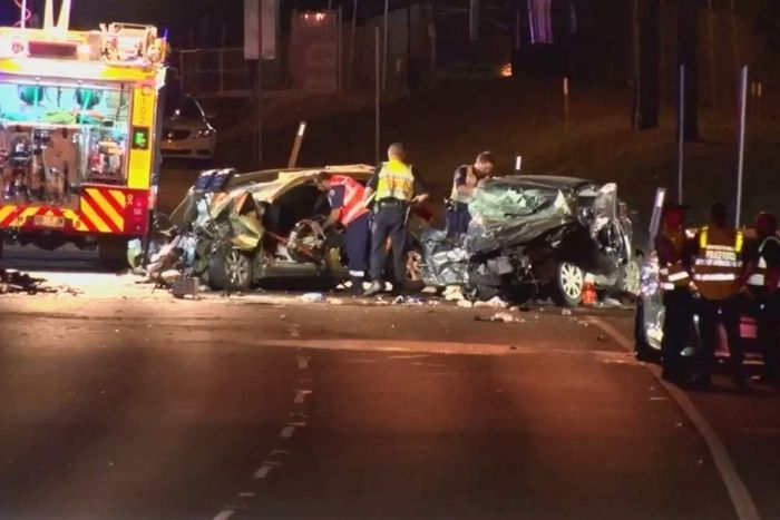 Pregnant Woman killed in horror crash at Orchard Hills
