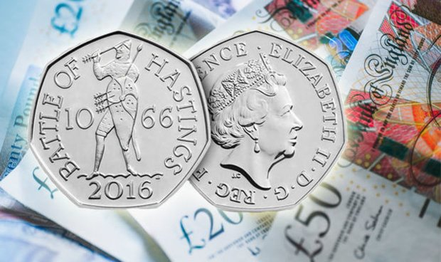 Rare 50p, £1 coins: Worth up to £3,200 – but there's less than 60 in circulation