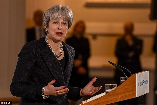 Theresa May Brexit Statement: what she said – and what she really meant