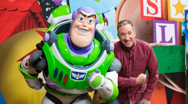 Tim Allen cried recording last scene of 'Toy Story 4' (Watch)