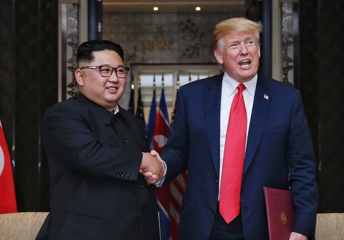 Trump's praise of Kim Jong Un is nepotism solidarity, Report