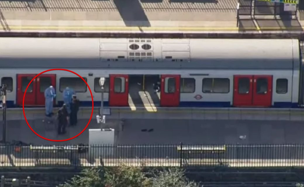 Tube train incident: Family miraculously survives falling on tube tracks