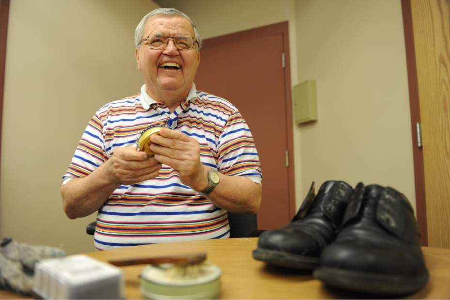 Albert Lexie: Shoe-shiner who raised $202K